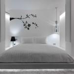Дизайн спальни в стиле минимализм – это просто